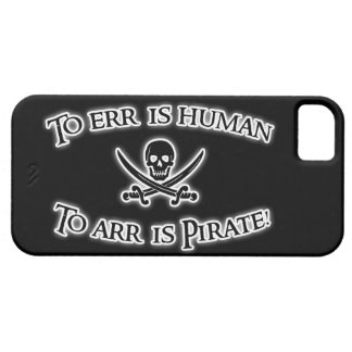 To Arr is Pirate! iPhone SE/5/5s Case