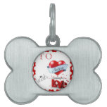 To Autism WIth Love Logo Pet Name Tags