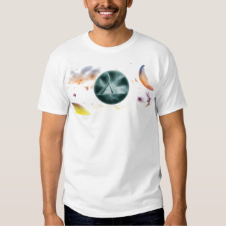 To be able Mayan - Pyramid in technicolor Tee Shirt