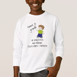 To be autistic T-Shirt