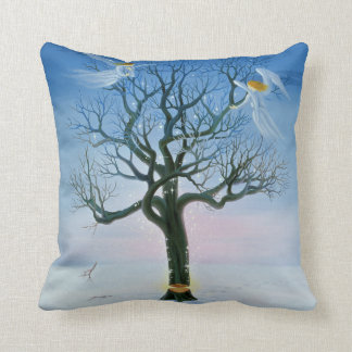To Be Born Again 2000 Throw Pillow