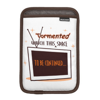 To Be Continued iPad Mini Sleeve
