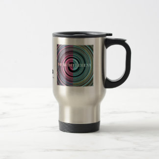 To Be Different Travel Mug