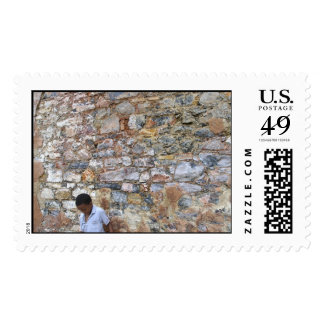 to be invisible postage stamps
