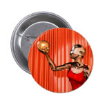 to be or not to be pinback button