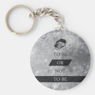 To Be or Not To BE Shakespeare Quotes Key Chains