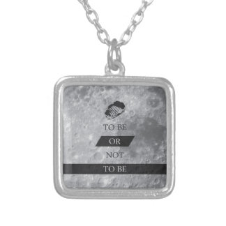 To Be or Not To BE Shakespeare Quotes Pendants