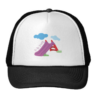 To Be Young Trucker Hat