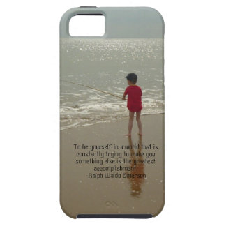 To Be Yourself iPhone 5 Case Mate