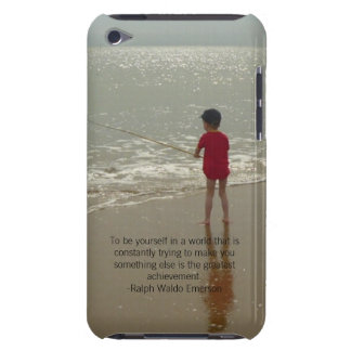 To Be Yourself iPod Touch Case