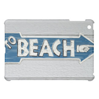 To Beach iPad Mini Covers