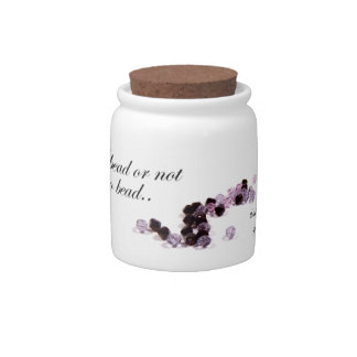 To bead or not to bead candy jar