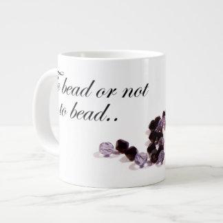 To bead or not to bead Mug