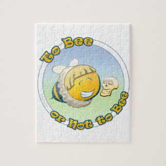 to Bee or not To Bee Jigsaw Puzzle