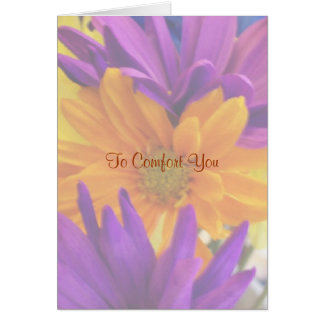 To Comfort You Card