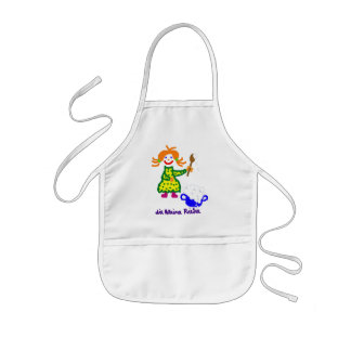 To cook learn with the small Rieke Kids' Apron
