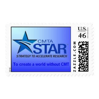 To create a world without CMT Postage Stamp