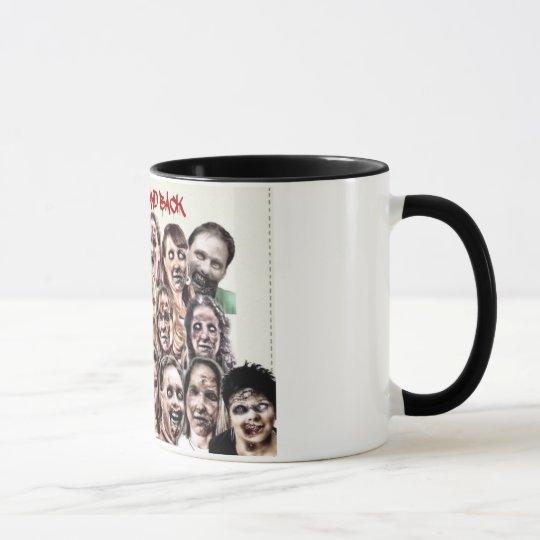 To death and back mug
