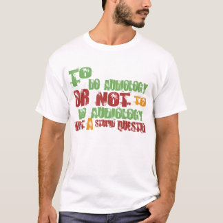 To Do Audiology T-Shirt