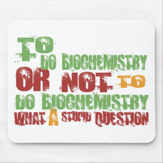 To Do Biochemistry Mouse Mat