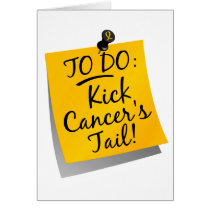 To Do - Kick Cancer's Tail Childhood