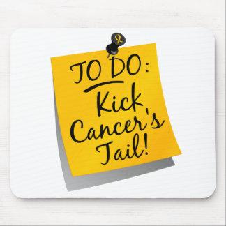 To Do - Kick Cancer's Tail Childhood Mousepad