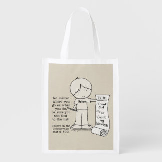 To Do List Market Totes