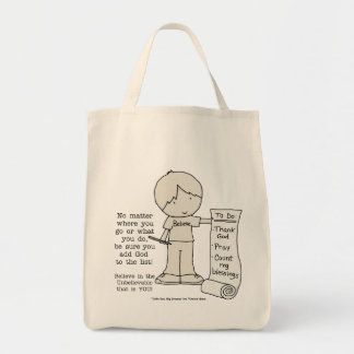 To Do List Tote Bag