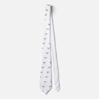 To Do List Wine Tie