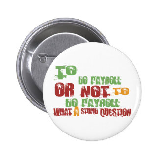 To Do Payroll Button