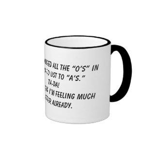 """""""To-do Ta-da!"""" Mug"""