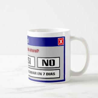 To dominate the world! coffee mug
