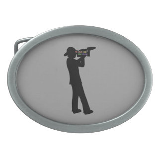 To Each Her Own Films Belt Buckle