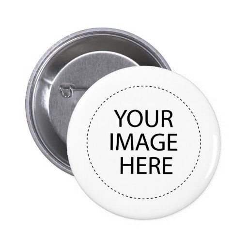 to ear is human 2 inch round button