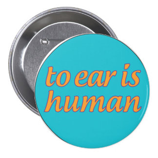 to ear is human pins