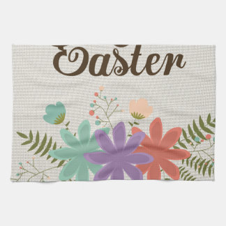 to easter kitchen towels