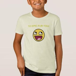 To Epic Shirt Kids