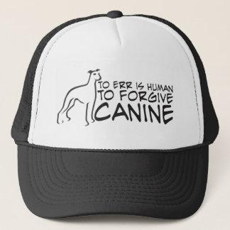 To Err is Human Trucker Hat