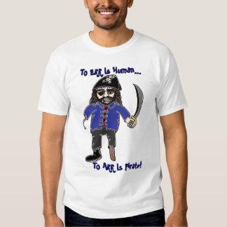 To ERR Is Human... Tshirts