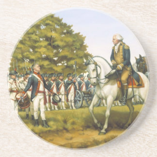 To Execute the Laws of the Union by Donna Neary Drink Coaster