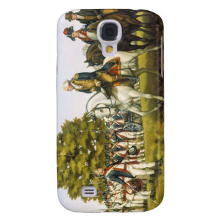 To Execute the Laws of the Union by Donna Neary Galaxy S4 Cover