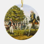 To Execute the Laws of the Union by Donna Neary Christmas Ornament