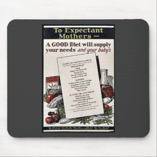 To Expectant Mothers Mouse Pad