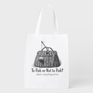to fish or not stupid question vintage tackle box market totes