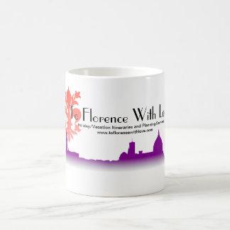 To Florence With Love Coffee Mug
