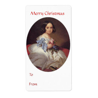 To From Merry Christmas Tag 3