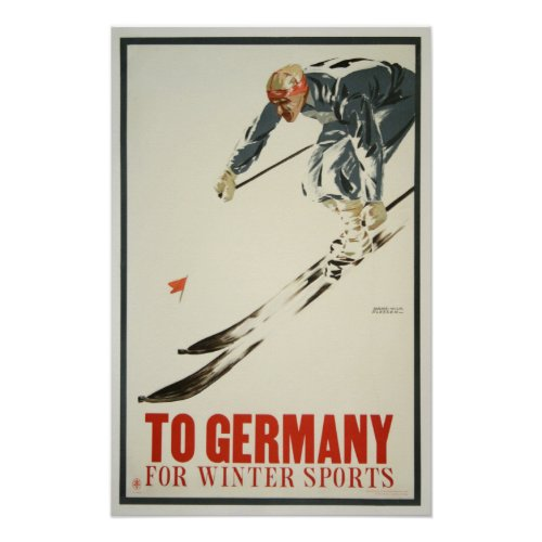 To Germany for Winter Sports