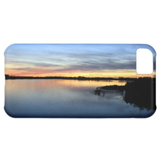 To get late and put of sun in the lagoon of the De iPhone 5C Case