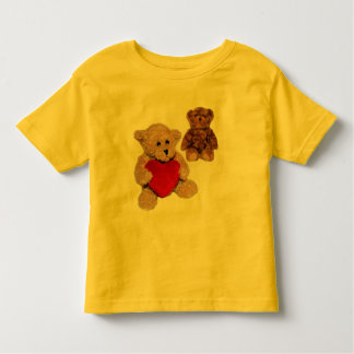 To give away a heart toddler t-shirt
