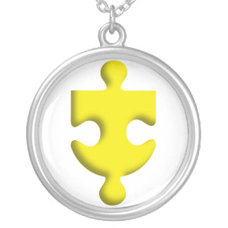 To glue Pendant Great Puzzle Pieces T